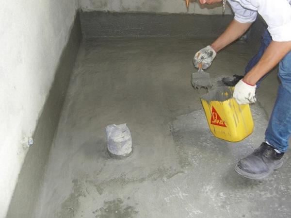 chống thấm nhà vệ sinh tại quận cầu giấy