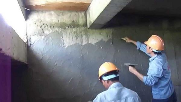 chống thấm tường nhà tại hai bà trưng