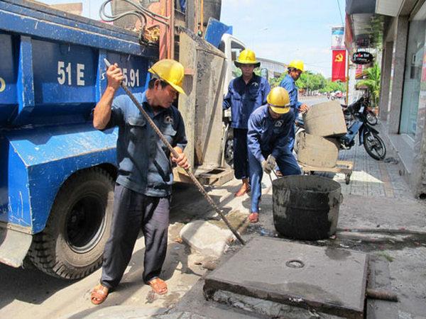 thông tắc vệ sinh tại quận hoàng mai